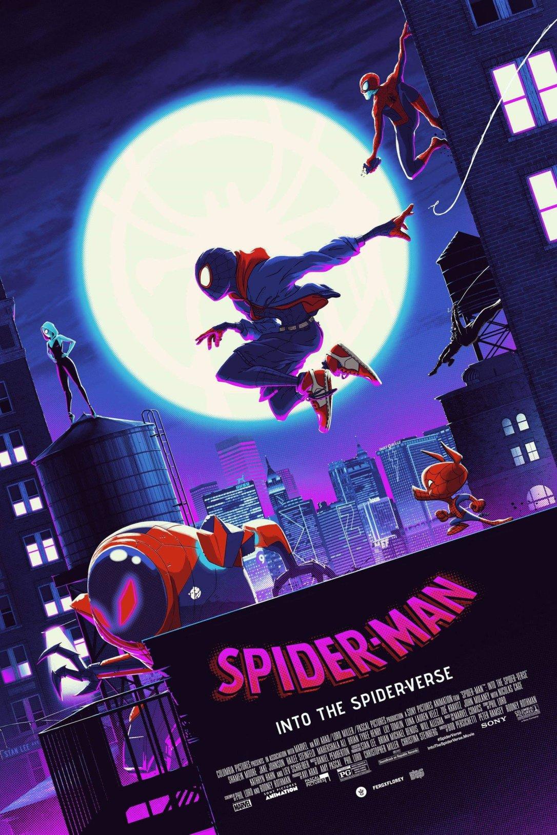 this-cool-spider-man-into-the-spider-verse-poster-art-from-matt-ferguson-glows-in-the-dark1
