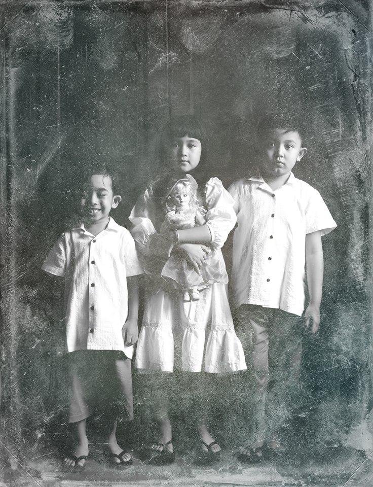 มาร-ดา รูปเก่า เด็ก